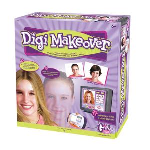 Digi Makeover|Massa Giocattoli