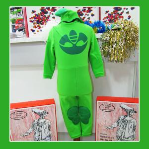 Costume Carnevale Geco Super Pigiamini|Massa Giocattoli