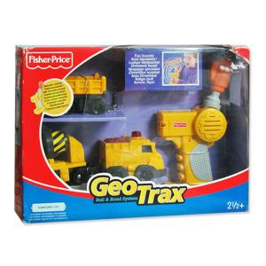 GeoTrax Camion|Massa Giocattoli