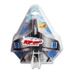 Top Gun Aerei Acrobatici Nero|Massa Giocattoli