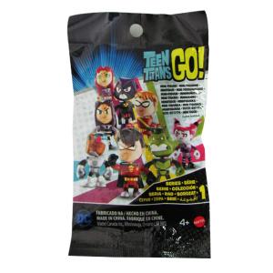 Mini Personaggi Teen Titans Go|Massa Giocattoli
