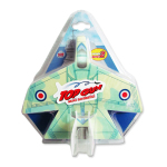 Top Gun Aerei Acrobatici Verde|Massa Giocattoli