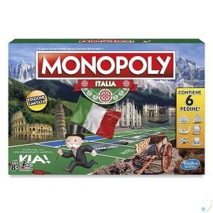 Monopoly Italia è un'edizione |Massa Giocattoli