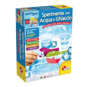 Sperimenta con Acqua e Ghiaccio Lisciani|Massa Giocattoli