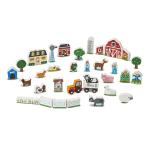 Set da gioco della fattoria Melissa & Doug|Massa Giocattoli