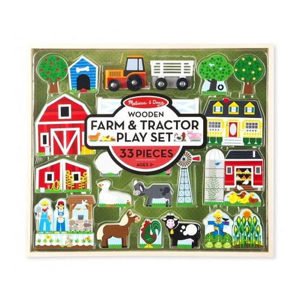 Set da gioco della fattoria Melissa & Doug
