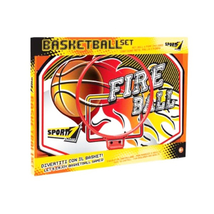 Basketball Set Sport One|Massa Giocattoli