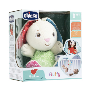 Chicco First Love Fluffy|Massa Giocattoli