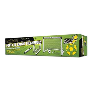 Porta da calcio pieghevole Goal Striker|Massa Giocattoli