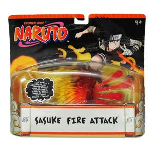 Naruto Sasuke Fire Attack |Massa Giocattoli