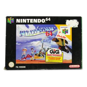 Nintendo 64 Pilotwings|Massa Giocattoli