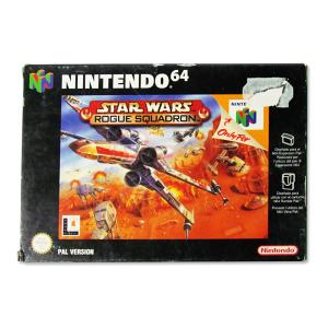 Nintendo 64 Star Wars Rogue Squadron|Massa Giocattoli