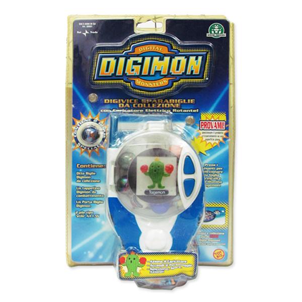 Digimon Digivice Sparabiglie