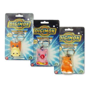 Digimon Orologio 3D Portachiavi|Massa Giocattoli