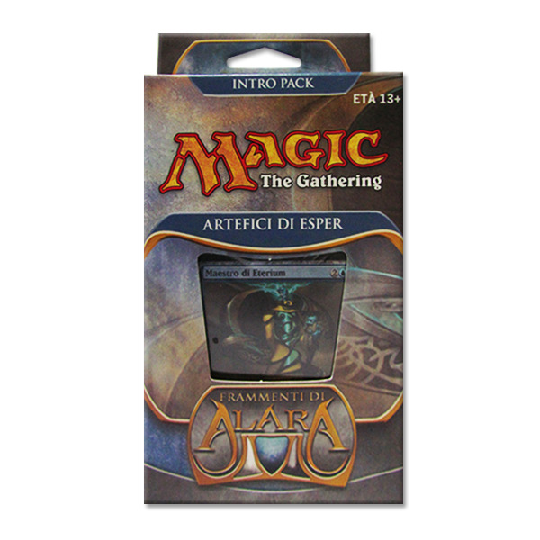 Intro Pack Magic Artefici di Esper