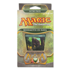 Intro Pack Magic Behemoth di Naya|Massa Giocattoli
