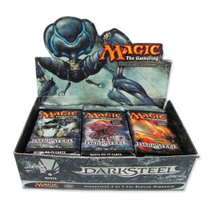 Buste Magic Espansione Darksteel|Massa Giocattoli