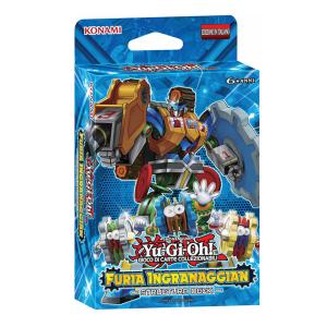 Yu-Gi-Oh!Furia Ingranaggian|Massa Giocattoli