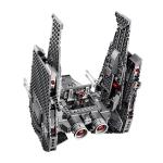 Lego 75104 Kylo Ren's Command Shuttle Massa Giocattoli