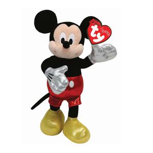 Peluche Mickey Mouse Ty|Massa Giocattoli