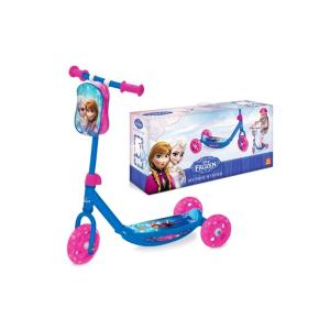 Frozen Monopattino 3 Ruote|Massa Giocattoli