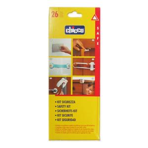 Chicco Kit Sicurezza|Massa Giocattoli