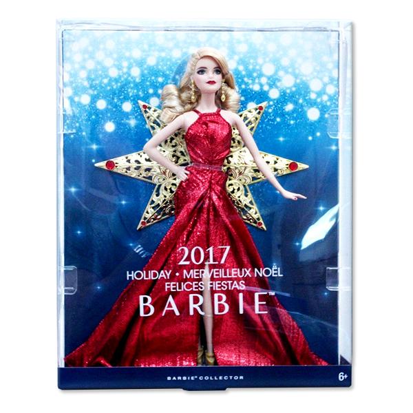 Barbie Magia Delle Feste 2017