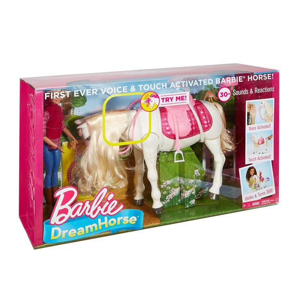 Barbie DreamHorse Cavallo dei Sogni