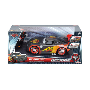 Cars Rc Saetta Mc Queen Carbon|Massa Giocattoli