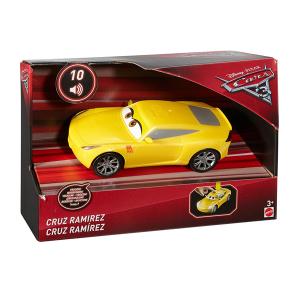 Cars Cruz Ramirez Effetti Sonori e Luci|Massa Giocattoli