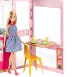 Barbie con Casa Componibile|Massa Giocattoli