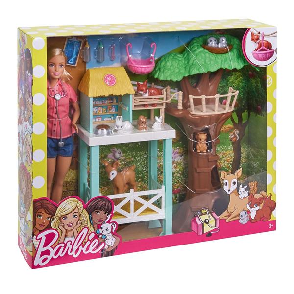 Barbie Centro Soccorso Animali
