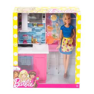 La cucina di Barbie|Massa Giocattoli
