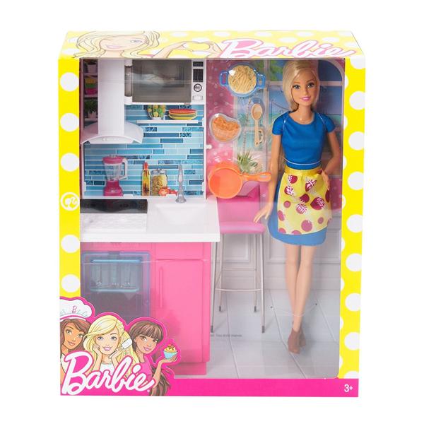 La cucina di Barbie - Massa Giocattoli