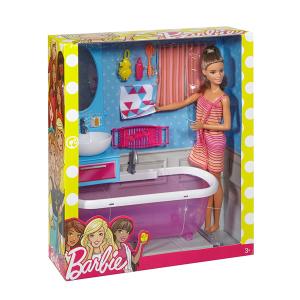 Il Bagno di Barbie|Massa Giocattoli