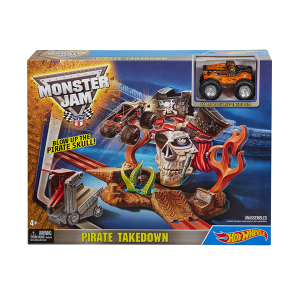 Hot Wheels Pirate Takedown|Massa Giocattoli