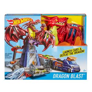 Hot Wheels Sconfiggi il Dragone|Massa Giocattoli