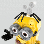 Mega Construx Minion Luau Dave|Massa Giocattoli