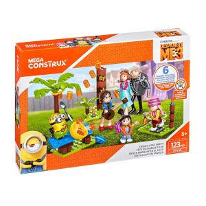 Mega Construx Minion Festa della Famiglia Luau|Massa Giocattoli