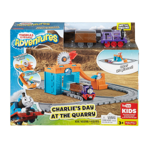 Thomas & Friends Charlie alla Miniera|Massa Giocattoli