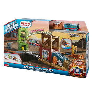 Thomas & Friends Set Ponte Sospeso|Massa Giocattoli