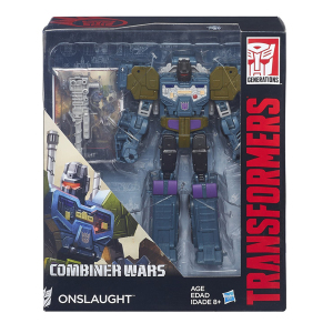 Transformers Combiner Wars Onslaught|Massa Giocattoli