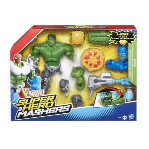 Super Hero Mashers Hulk|Massa Giocattoli