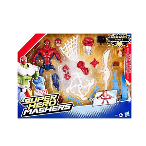 Super Hero Mashers Spider-Man|Massa Giocattoli