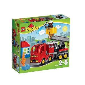 Lego Duplo 10592 Autopompa dei Pompieri - Massa Giocattoli