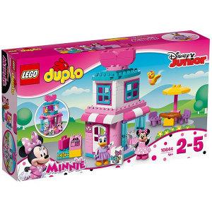 Lego Duplo 10844 Il fiocco-negozio di Minnie - Massa Giocattoli