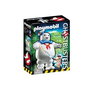 Playmobil 9221 - Omino Marshmallow e Stantz|Massa Giocattoli