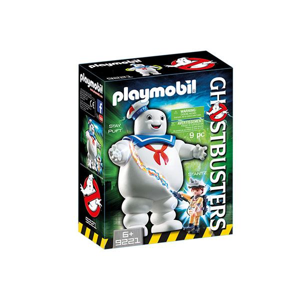 Playmobil 9221 – Omino Marshmallow e Stantz