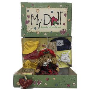 Scatola My Doll | Massa Giocattoli
