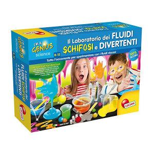 Laboratorio Fluidi Schifosi e Divertenti | Massa Giocattoli